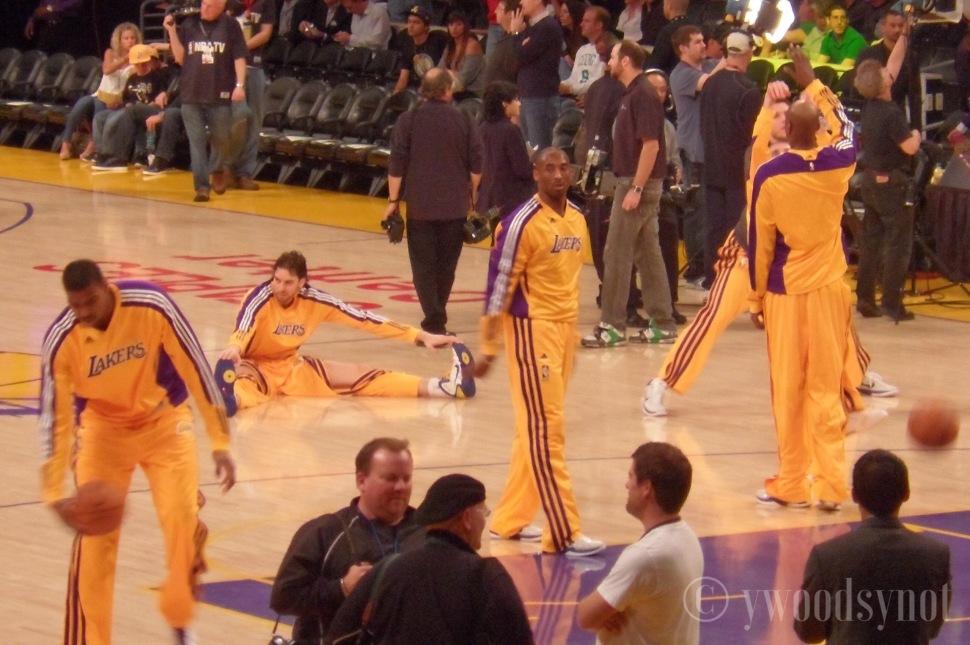 Kobe Bryant Boston Celtics